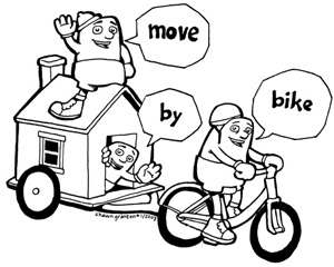move by bike logo