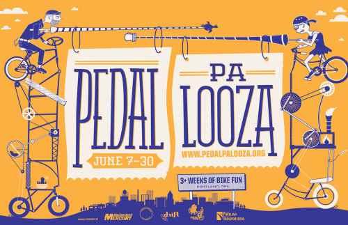 2012 Pedalpalooza calendar - Shift