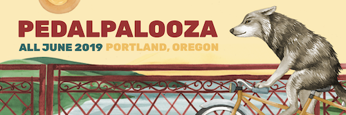 Pedalpalooza calendar - Shift